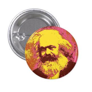 Petit, 1 bouton rond de pouce de ¼ badges