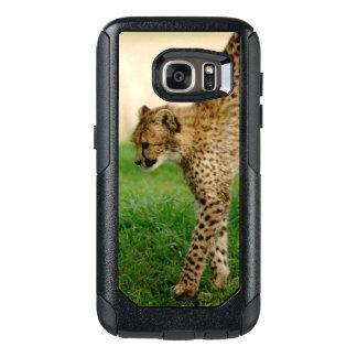 Petit animal de guépard coque OtterBox samsung galaxy s7