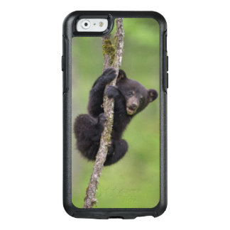 Petit animal d'ours noir jouant, Tennessee Coque OtterBox iPhone 6/6s