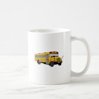 Petit autobus scolaire mug