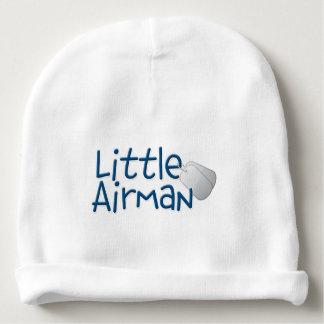 Petit aviateur bonnet de bébé