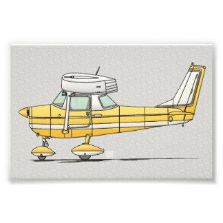 Petit avion mignon photos d'art