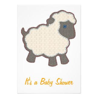 Petit baby shower d agneau