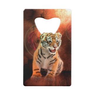 Petit bébé mignon de tigre