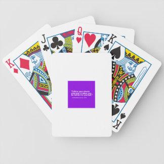 Petit cadeau de l'entrepreneur 119 - suivez le jeux de cartes