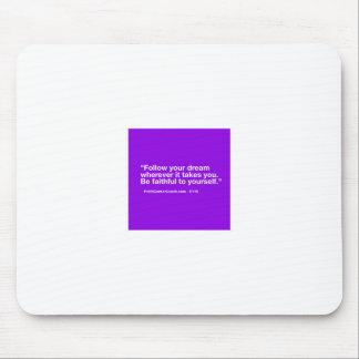 Petit cadeau de l'entrepreneur 119 - suivez le tapis de souris