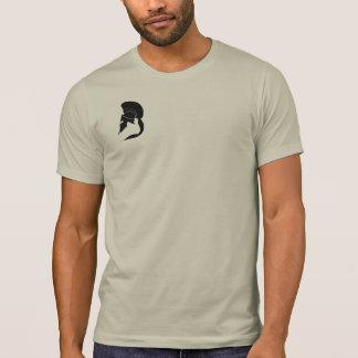 Petit casque de T-shirt tactique spartiate