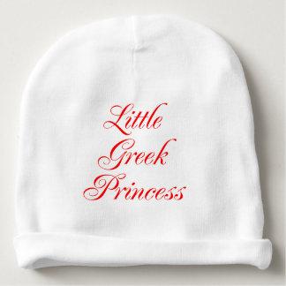 Petit casquette grec de princesse Cute Greek Girl Bonnet De Bébé