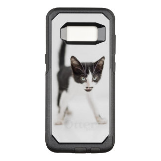Petit chat coque samsung galaxy s8 par OtterBox commuter
