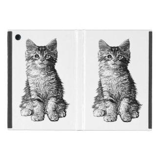 Petit chaton mignon coques iPad mini