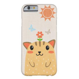 Petit coque iphone mignon de chat