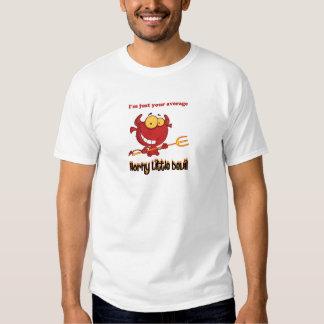 Petit diable corné t-shirts