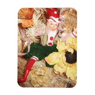 Petit Elf masculin Magnet Flexible