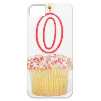 Petit gâteau avec une bougie numérotée coque Case-Mate iPhone 5