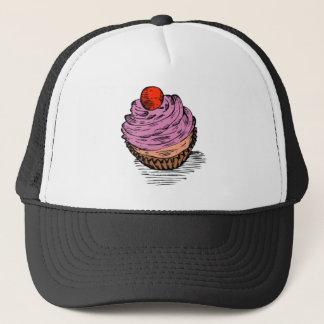 Petit gâteau casquette