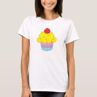 Petit gâteau d'arc-en-ciel t-shirt