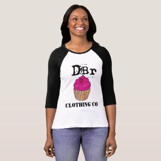 Petit gâteau de l'habillement Co Houston de DBr T-shirt