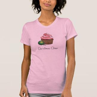 Petit gâteau de Noël T-shirt