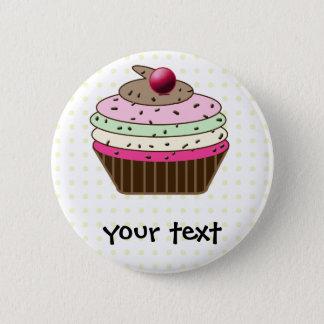 Petit gâteau doux badge