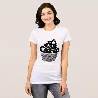 petit gâteau étoilé t-shirt
