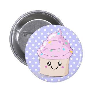 Petit gâteau mignon badge avec épingle