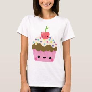 Petit gâteau mignon de Kawaii T-shirt