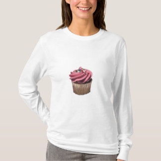 Petit gâteau rose t-shirt