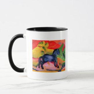 Petit Horse bleu, 1912 Mug