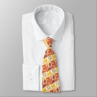 Petit iconique d'électricien professionnel conçu cravate