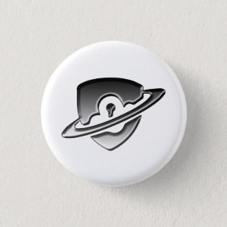Petit insigne de logo de sécurité de Blackwood Badge