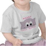 Petit monstre - lilas t-shirt