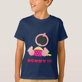 Petit monstre mignon t-shirt