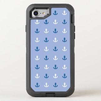 Petit motif mignon d'ancre coque otterbox defender pour iPhone 7