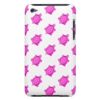 Petit motif rose mignon de tortue étui barely there iPod
