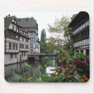 petit mousepad de la France Tapis De Souris