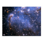 Petit nuage de Magellanic Carte Postale