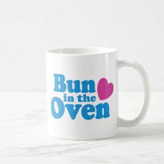 Petit pain dans le four mug
