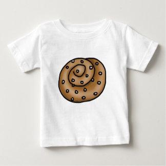 Petit pain de cannelle t-shirt pour bébé