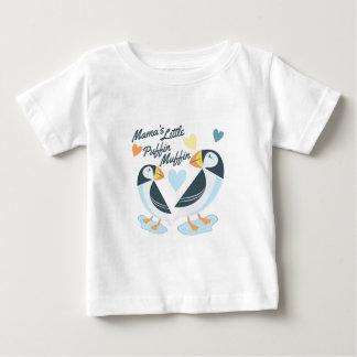 Petit pain de décolleur t-shirt pour bébé
