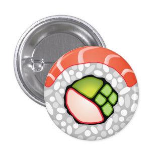 Petit pain de sushi badges