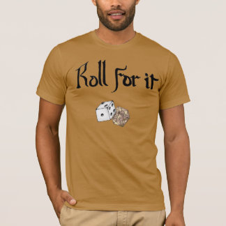 Petit pain pour lui ! (Cachots et dragons T-shirt