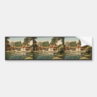 Petit parc de Trianon, Maison du Seigneur, Versail Adhésif Pour Voiture