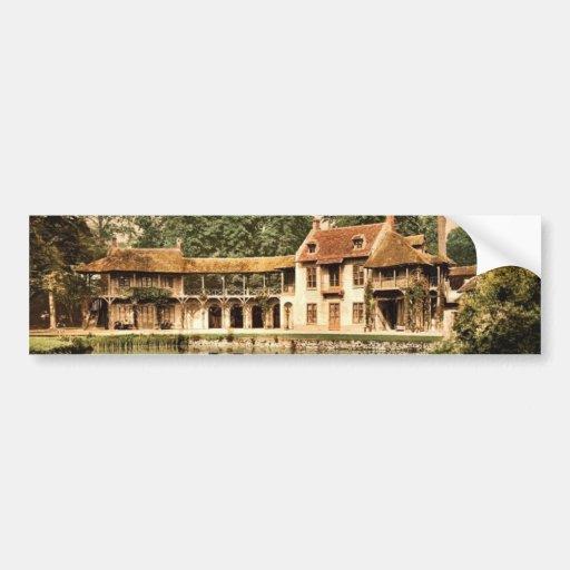 Petit parc de Trianon, Maison du Seigneur, Versail Autocollant Pour Voiture