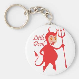 Petit porte - clé de diable porte-clés