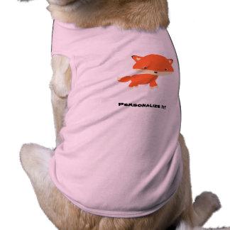 Petit renard t-shirt