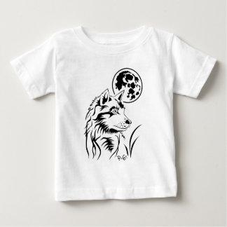 petit rêveuse loup t-shirts