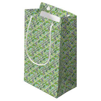 Petit Sac Cadeau Accessoires de cadeau de puissance de tortue