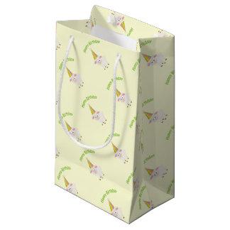 Petit Sac Cadeau Agneau de joyeux anniversaire