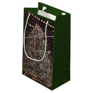 sacs cadeaux arbres petite taille. Black Bedroom Furniture Sets. Home Design Ideas