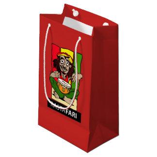 Petit Sac Cadeau Bourse Présent Rastafari